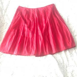 🌺J. Crew High Waisted Skirt Size 12